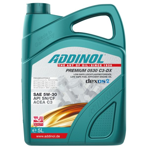 Addinol Premium 0530 C3-DX 5l